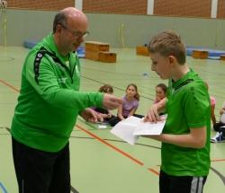 Sportabzeichen 2016